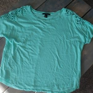 Forever 21 Teal top